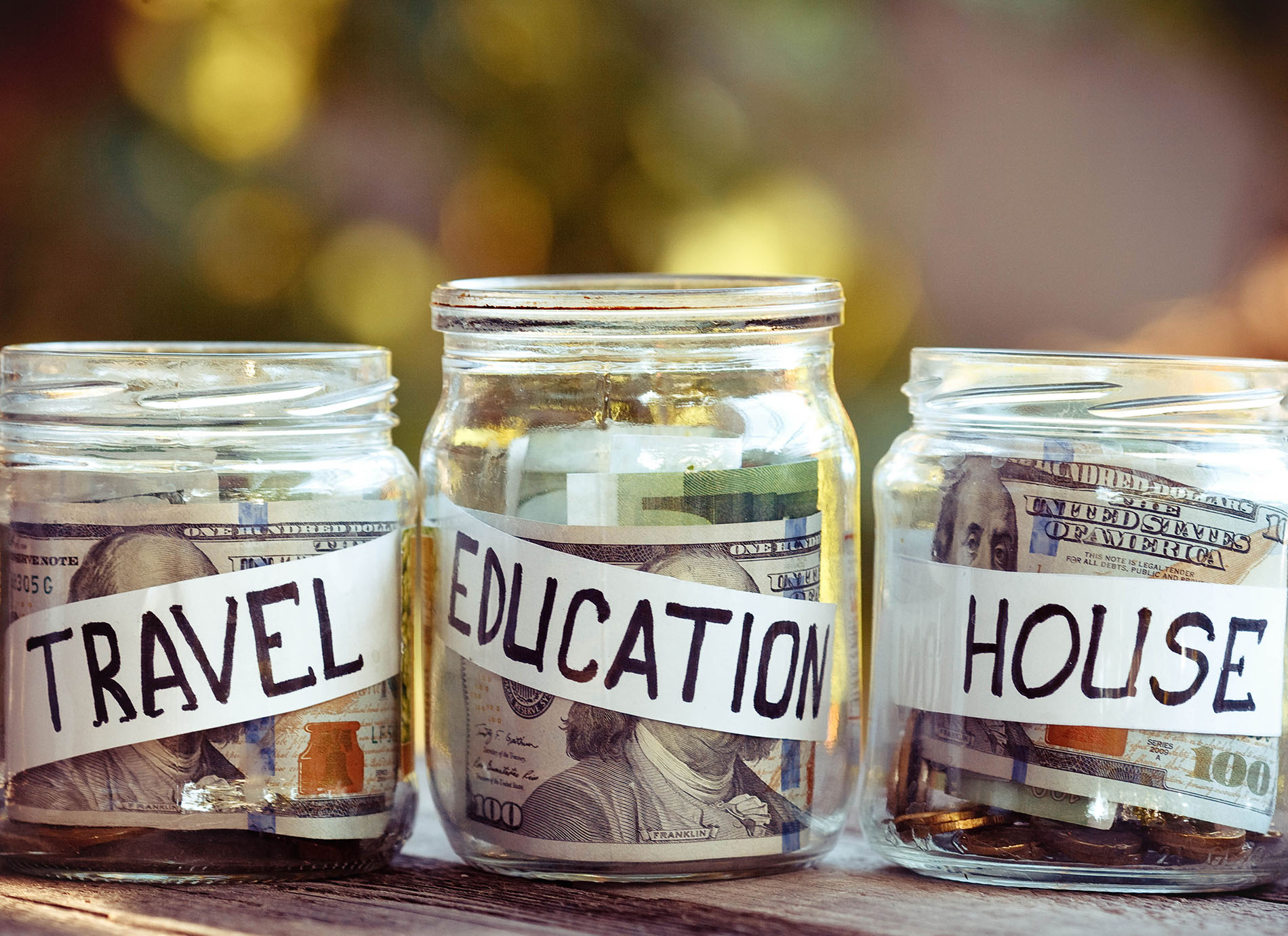 Save Money for Traveling